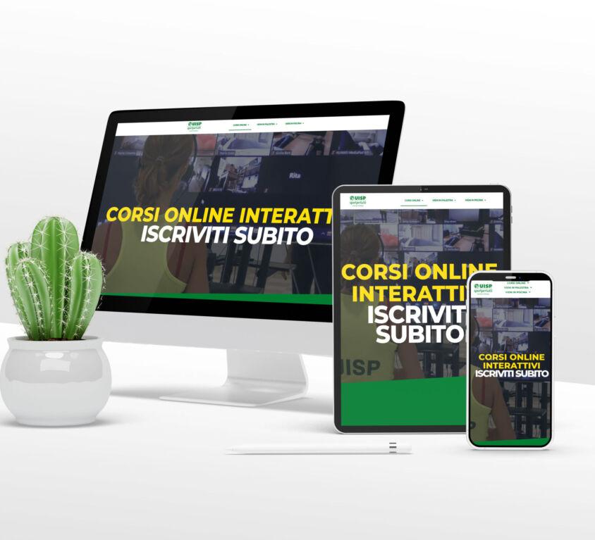 Sito Unione Italiana Sport per Tutti